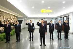 बैक टू बेसिक्स? चीनी नेतृत्व की शपथ