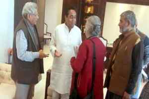 घपलो, भ्रष्टाचारों के अपराधी कठघरे में हो; लोकतंत्र बहाली की जाए  सीपीएम का उच्चस्तरीय प्रतिनिधिमंडल मुख्यमंत्री से मिला