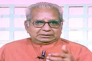 लोकजतन सम्मान 2019 : डॉ.राम विद्रोही - पत्रकारिता का एक अनथक सफर