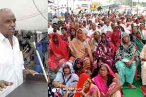 किसानों को अपने हकों के लिये आगे आना होगा : अमराराम
