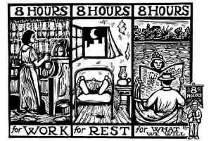 """""""12 घंटे काम लेने की अनुमती वापस ले तथा श्रमिको को मजदूरी का भुगतान करे"""" - श्रम संगठन"""