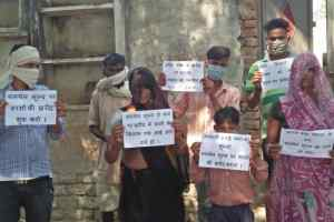 किसानो से दुश्मनी निकाल रहे हैं शिवराज 8 मई को किसान सभा मनाएगी मांग दिवस